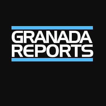 Granada Reports logo 1984-ish by unloveablesteve