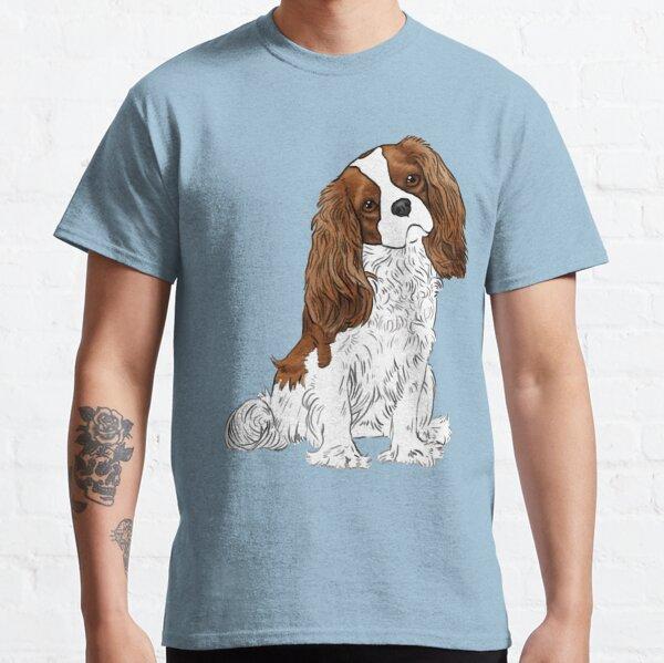 Cavalier King Charles Spaniel - Blenheim Classic T-Shirt