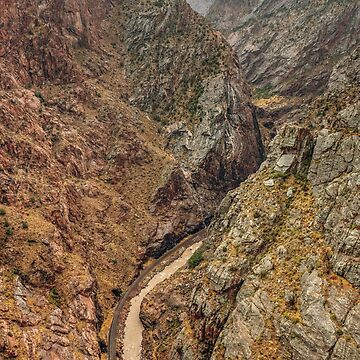 Royal Gorge Landscape with Arkansas River by cheesim