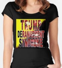Trump Derangement Syndrome - TDS Women's Fitted Scoop T-Shirt