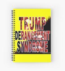 Trump Derangement Syndrome - TDS Spiral Notebook