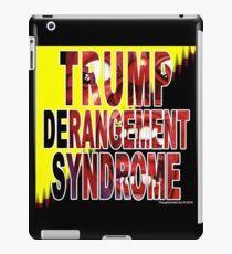 Trump Derangement Syndrome - TDS iPad Case/Skin