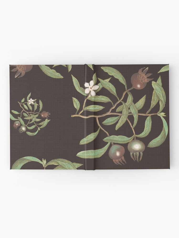 Alternate view of Medlar Fruit Hardcover Journal