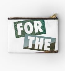 Waiting For The Summer | Beach & Summer Party Cool Studio Pouch