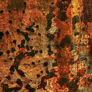 Corroded Surface by davesphotoart