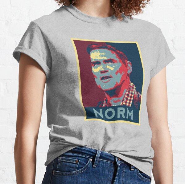 Norm Macdonald - NORM (Patriot) Classic T-Shirt