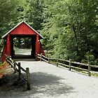 Campbell's Covered Bridge by StampCity