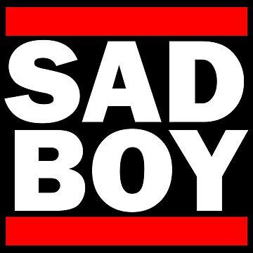 Sad Boy  by MisterNightmare