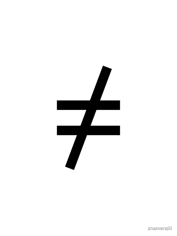 Inequality Symbol,  Math, #Inequality, #Symbol,  #Math, #InequalitySymbol,  #MathSymbol,  #InequalityMathSymbol by znamenski