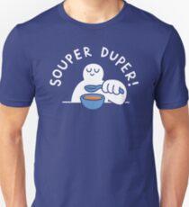 Souper Duper! Slim Fit T-Shirt