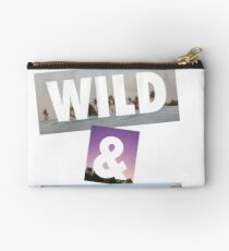 Young Wild Free | Beach & Summer Party Cool Surfin Studio Pouch