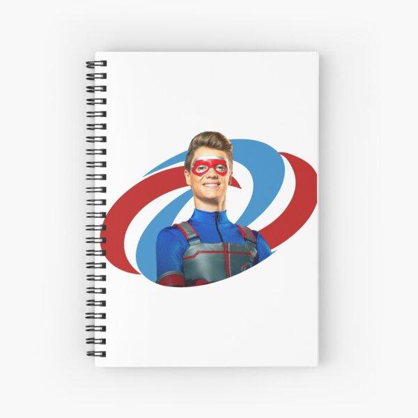 Kid Danger Logotipo Cuaderno de espiral