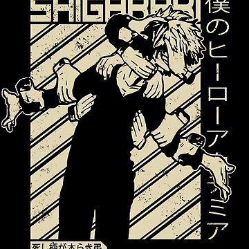 Tomura Shigaraki - My Hero Academia | Anime Shirt by mzethner