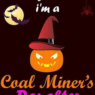 Coal Miners daughter T-shirt Halloween Costume by kimoufaster