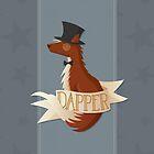 Dapper Fox by AyariStudio (TF)