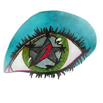 Eyecon by sagespirit
