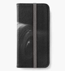 Camera lense in darkness iPhone Wallet/Case/Skin