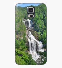 Upper Whitewater Falls North Carolina Summertime Case/Skin for Samsung Galaxy