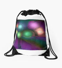 That Old Time Funny Feeling Drawstring Bag