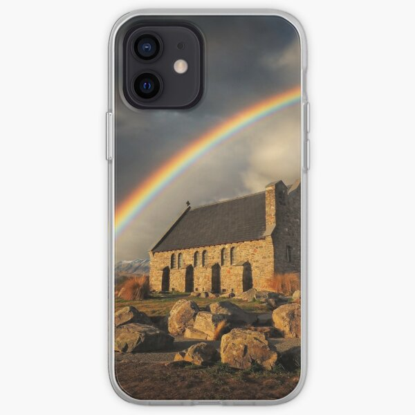 Nature's Halo iPhone Soft Case