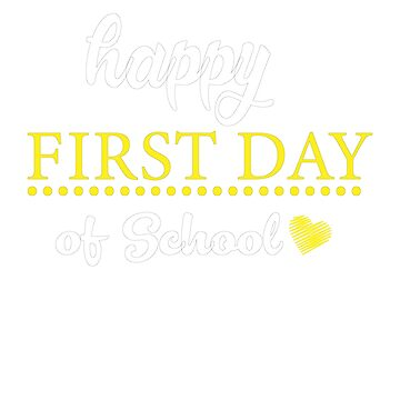 Happy First Day Of School by AYmanee