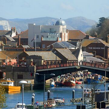 Weymouth Harbour by RedHillDigital