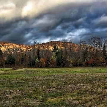Autumn - Maine Foothills by rural-guy