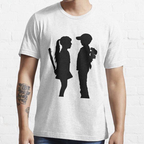 Banksy Boy Meets Girl! Essential T-Shirt