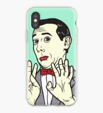Pee Wee Herman iPhone-Hülle & Cover