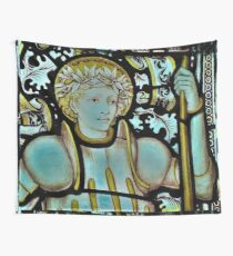 Saint George Up Close Wall Tapestry