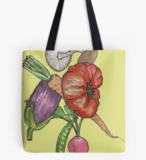 Garden Harvet Tote Bag