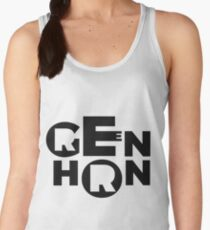 Greenhorn /noun/ a person who is new or inexperienced Women's Tank Top