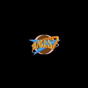 Blakes 7 logo  by unloveablesteve