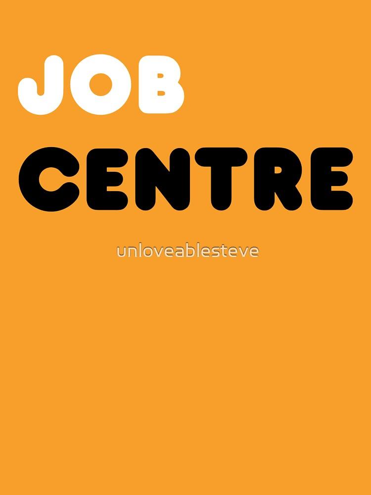 Job Centre - 1980s style unemployment office  by unloveablesteve