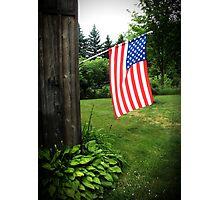 America The Beautiful Photographic Print