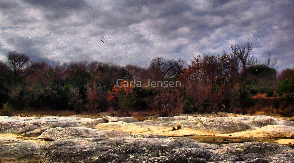 Above The Treeline     ( BoneYard Series ) by Carla Jensen