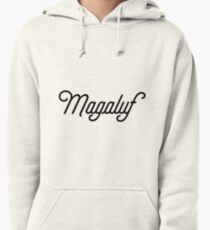 Magaluf [Fancy Text] Pullover Hoodie