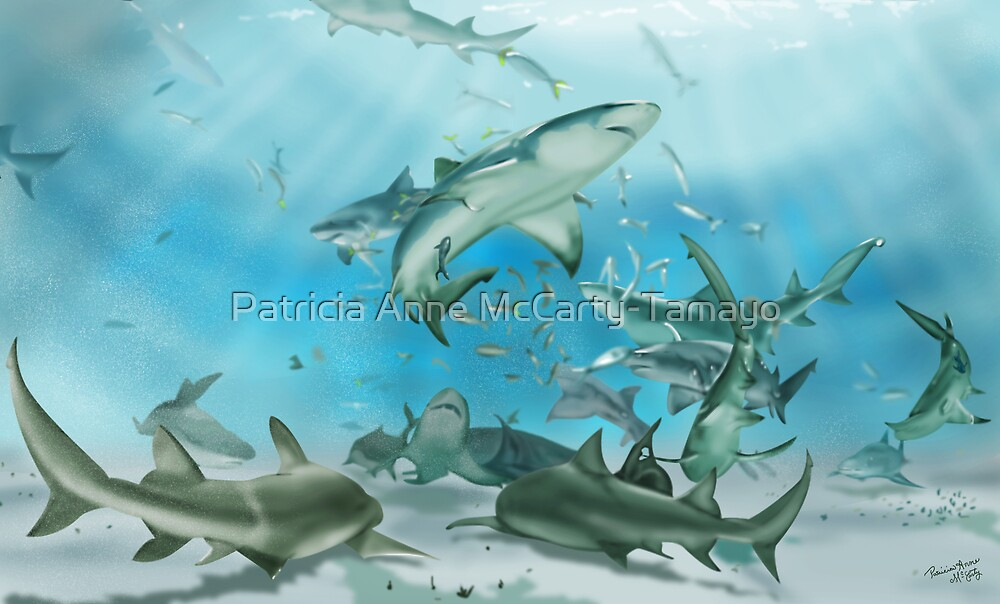 Feeding Time! by Patricia Anne McCarty-Tamayo