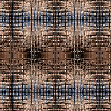 Good Vibrations Abstract Designer Fashion by redwindy