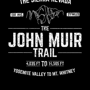 The John Muir Trail by EstelleStar