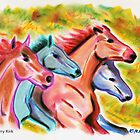'Bring on the Dancing Horses' by Jerry Kirk