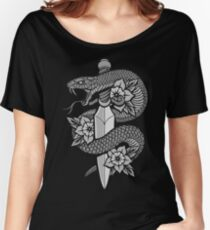 Snake & Dagger Women's Relaxed Fit T-Shirt