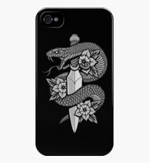 Snake & Dagger iPhone 4s/4 Case