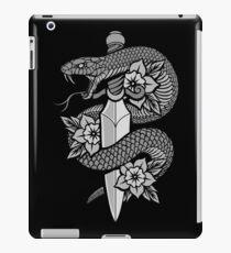 Snake & Dagger iPad Case/Skin