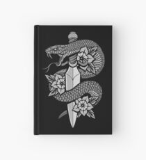 Snake & Dagger Hardcover Journal