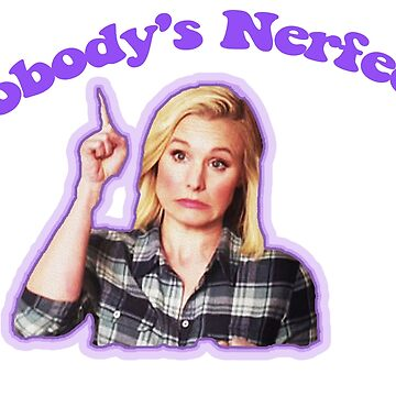 Pobody's Nerfect! (The Good Place) by michaelroman