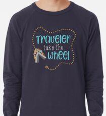 Traveler Take the Wheel Lightweight Sweatshirt