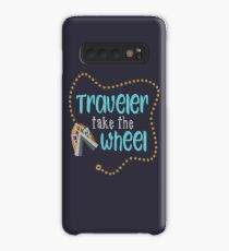 Traveler Take the Wheel Case/Skin for Samsung Galaxy