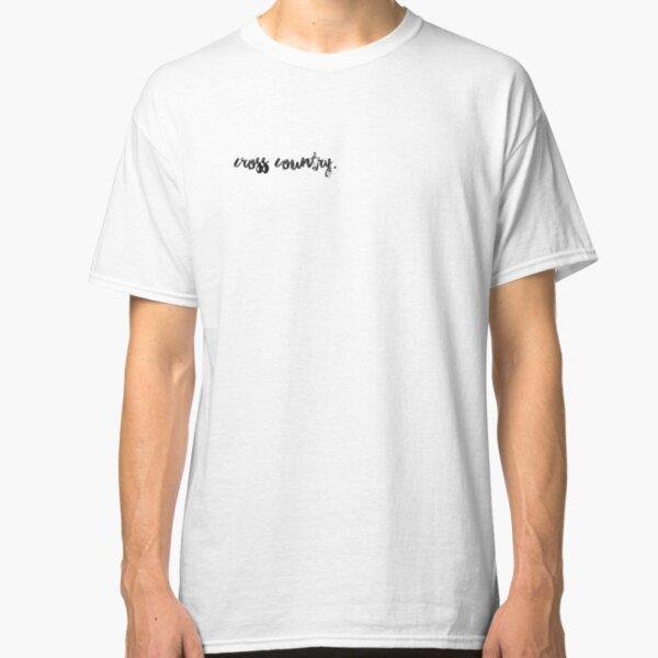 cross country Classic T-Shirt