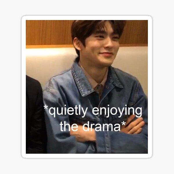 NCT Jaehyun Meme Pegatina